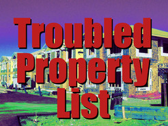 "Four Germantown Properties on County's ""Troubled Property List"""
