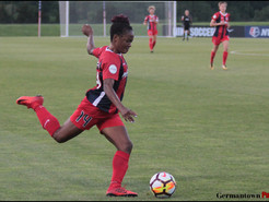 Spirit Return Home to Face Seattle Reign FC on Saturday Night