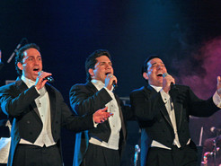 BlackRock Kicks Off the Holiday Season with Hollywood's Own Sicilian Tenors