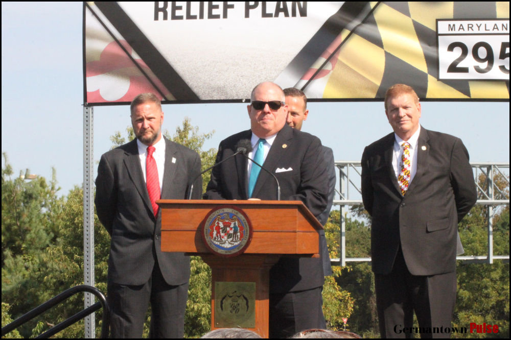 Hogan Drops Bombshell Plan to Widen I-270, I-495, and MD-295