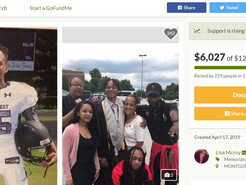Germantown Community is Raising Funds to Support Family of Slain Teen
