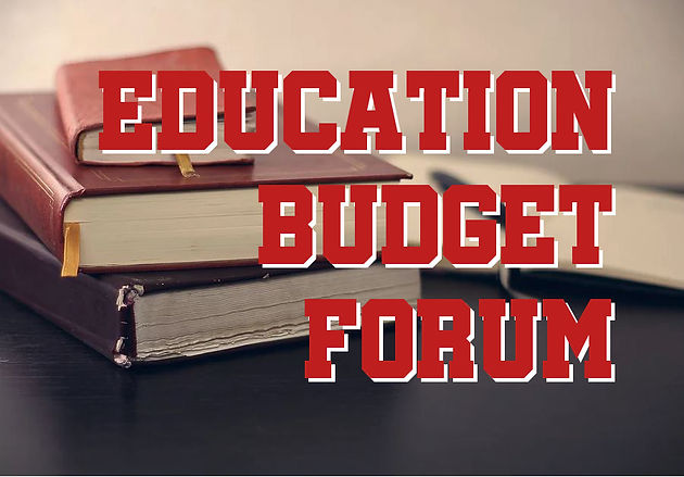 Rice to Host School Budget Forum at Neelsville Middle School