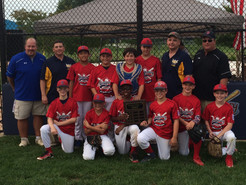 Montgomery County Little League Wins District 2 Tourney