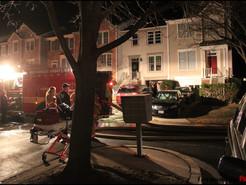 Two Fires Mar Holiday Weekend in Germantown
