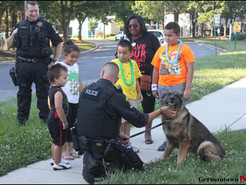 Germantown Communities Come Together for National Night Out