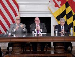 Governor Hogan Signs Landmark Community College Scholarship Legislation