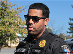 Coming Home for Good: Former NFL Player Now Patrols His Hometown Streets with MCPD