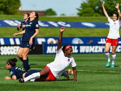 Matthews Two Goals Secure Spirit Victory Over Sky Blue FC