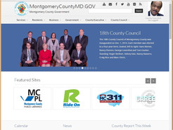 Montgomery County Launches New Redesigned Website