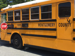 As Kids Head Back to School, MCPD Reminds Drivers of School Bus Laws