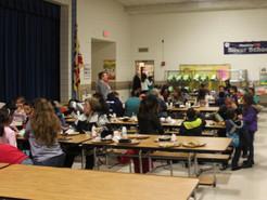 Area Schools Provide Free Lunches During Blizzard Shutdown