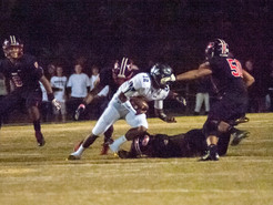 Jags Fall to Quince Orchard, 38-29