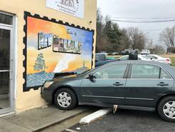 Car Crashes into Area Eatery, Again