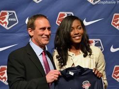 Washington Spirit Drafts Forwards to Help With Attack as 2016 Season Nears