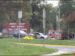Smell of Natural Gas Forces Evacuation of Seneca Valley High School