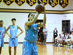 Coyotes Ground Falcons, 59-47, Prep for Seneca Valley on Wednesday
