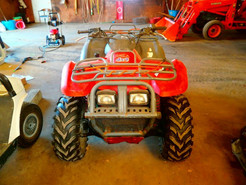 Thief Steals ATV From Group That Trains Dogs to Help Veterans