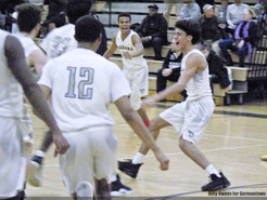 Perseverance and Tough Defense Allow Jags to Upset Gaithersburg