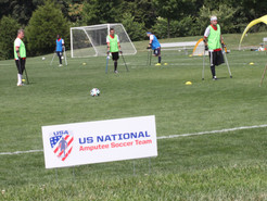 Kicking for a Cause: Wounded Warrior Soccer Fundraising Event