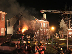 Spirit Players, Family Lose Everything in Boyds Fire