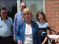 Board of Elections OKs Nancy Floreen's Run for County Executive as Independent Candidate
