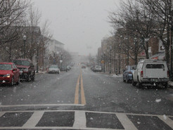 Wind Advisory in Effect of Germantown as First Snowflakes Approach