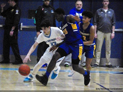 Coyotes Fall to Trojans in Battle of the 'Burgs
