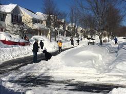 Leggett to Residents: Shovel Your Sidewalks