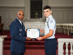 Darnestown Resident Honored with Gold Valor Award for Saving Two Classmates