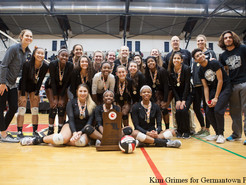 Northwest Lady Jags Have Become a Volleyball Dynasty Winning Third-Straight 4A Title