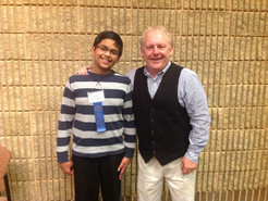 Roberto Clemente Student Wins Third Straight Maryland State Geography Bee