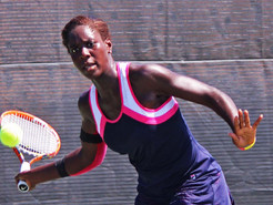 Local Girl Competes for National Tennis Title