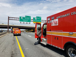 Germantown Man Dies After Being Struck on I-270 Monday