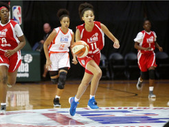 Germantown Lady Panthers Lead in the Standings After Pool Play at Jr. NBA World Championships