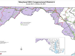Hogan Appoints Commission on Sixth Congressional District Gerrymandering
