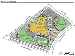 MCPS Capital Budget Keeps Seneca Valley's Reconstruction on Track & Plans addition to McAuliffe