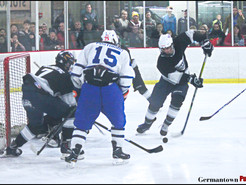 Northwest Hockey Falls to Sherwood in Thrilling League Championship