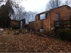 Fire Destroys Hyattstown Home