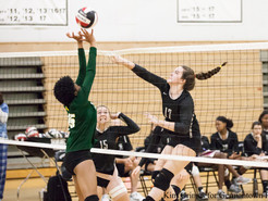 Lady Jags Remain Only Unbeaten Volleyball Team in MoCo After Beating Seneca Valley