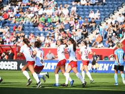 Spirit Win Third Straight After Shutout Over Chicago