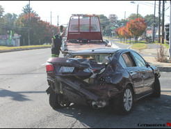 Another Week, Another Serious Collision at Fredrick Road and Gunners Branch Road