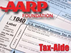 RSVP/AARP Tax-Aide Program Offers Free Tax Preparation