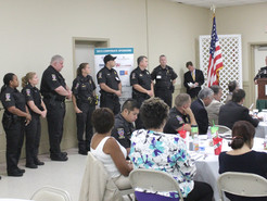 Chamber of Commerce Honors Local Heroes