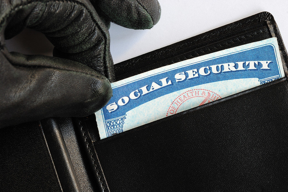 Social Security theft concept of identity theft.jpg