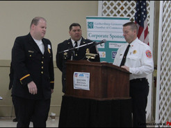 Three Awarded Medal of Valor at GGCC's Public Safety Breakfast