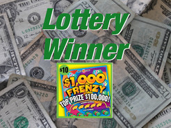 Poolesville Couple Wins $100K in Anniversary Scratch-Off Win