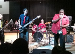 Roberto Clemente Middle School Rocked by Battle For The Bands
