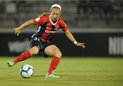 Spirit Comeback Falls Short in 2-1 Loss to North Carolina