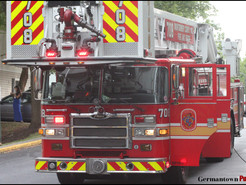 Firefighters Respond to Apartment Fire