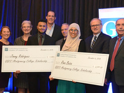Gaithersburg-Germantown Chamber Awards More Than $4,500 in Montgomery College Scholarships